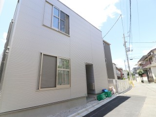 GG House C47 co-living house Saginomiya