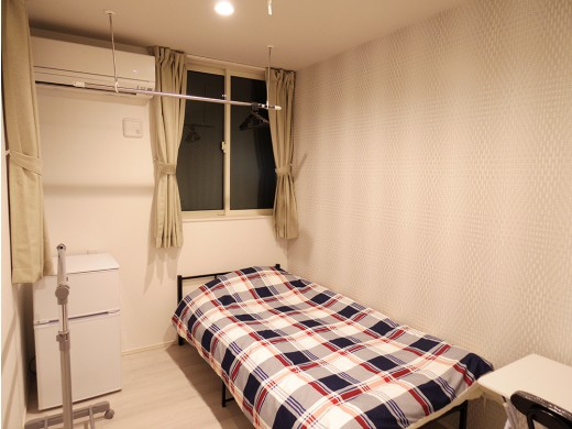 GG House C1 co-living house Hachiman-yama